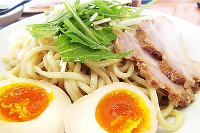 広島風つけ麺の画像
